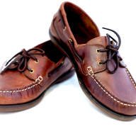 QUAYSIDE Clipper Shoes Brn/Chestnut - QY01003